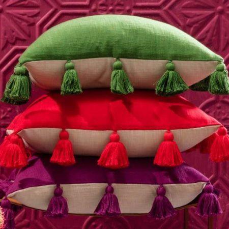 coixins decoratius